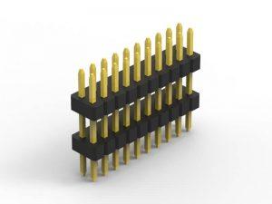 1.0mm Header Dual Row ST Series