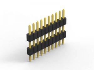 1.0mm Header Single Row ST Series