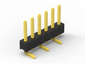 2.54mm pin header SMD single row